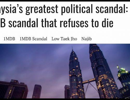 1MDB: An Everlasting Tale